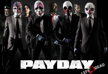 Left 4 Dead and Payday